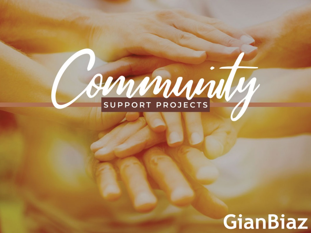 Current Community Support Projects