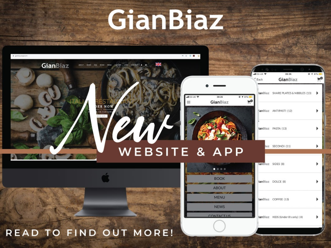 *NEW* Website & App!